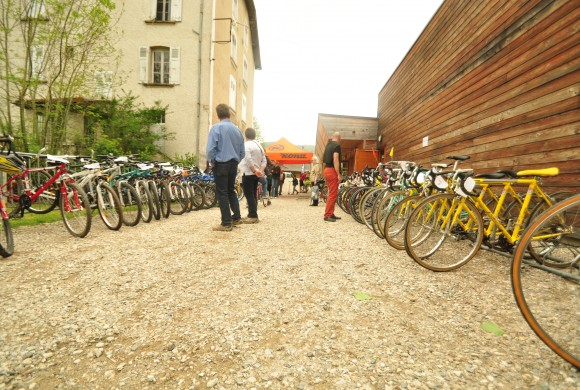 Bourse aux Vélos à Charavines !