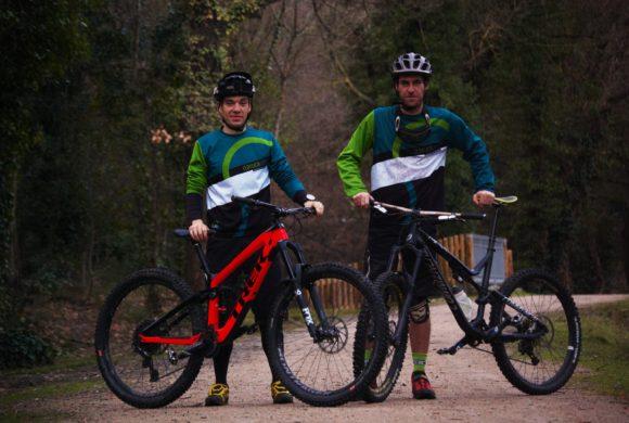 François et Clément : 4M Enduro Team by NATURAVÉLO