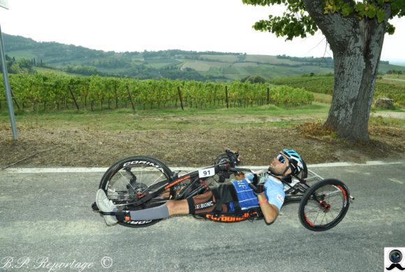 Ironman de Cervia : Le récit de Florian Jouanny