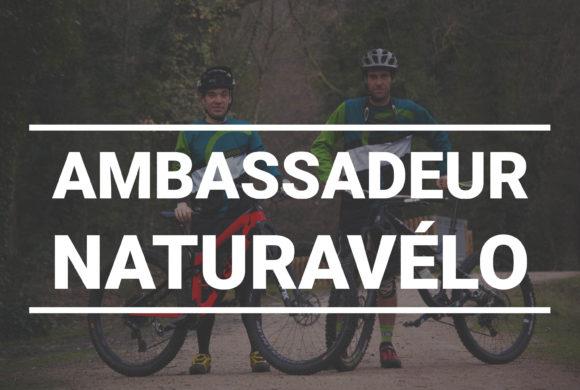 Deviens ambassadeur NATURAVÉLO
