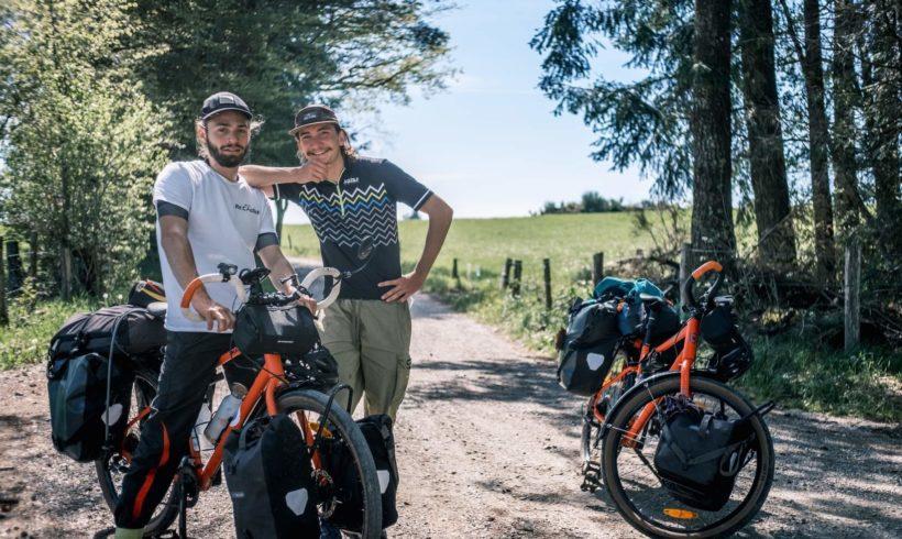 Re'Cyclist – Le tour de France à bicyclette à la rencontre des acteurs de l'écologie de demain.